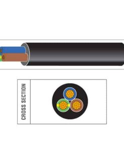 Mains Cable -2 Core / 3 Core (BS6500)
