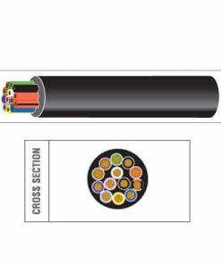 Multicore PVC Auto Cable (BS6862/ISO6722:2006 Class B)