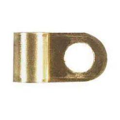 0-002-62 – Terminal 9.5mm H/D Brass – Qty. 25