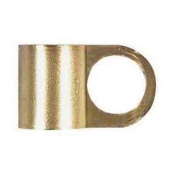 0-003-51 – Terminal 13.50mm H/D Brass  – Qty. 25