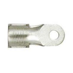 0-003-54 – Terminal 6.0mm H/D Brass  – Qty. 25