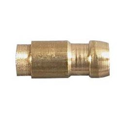 0-005-39 – Nipple Brass Crimp Small – Qty. 100
