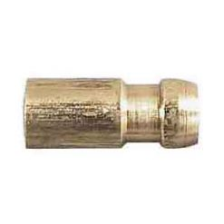 0-005-41 – Nipple Brass Crimp Large – Qty. 100
