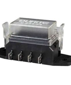 Fuse Boxes, In-Line & Panel Mounted Fuse Holders