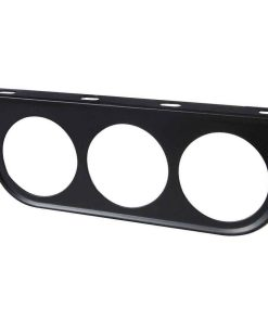 0-243-03 – Meter Panel 52mm 3 Hole – Qty. 1
