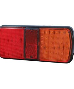 0-300-75 – Rearlamp Combination  LED 12/24 volt  – Qty. 1