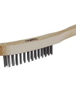 0-314-00 – Wire Brush 3 Row  – Qty. 1