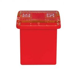 0-379-19 – Fuse Low Profile JCASE Type 50 Amp Red Female  – Qty. 1