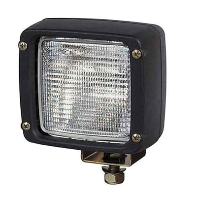 0-420-00 – Work Lamp Black Compact  – Qty. 1