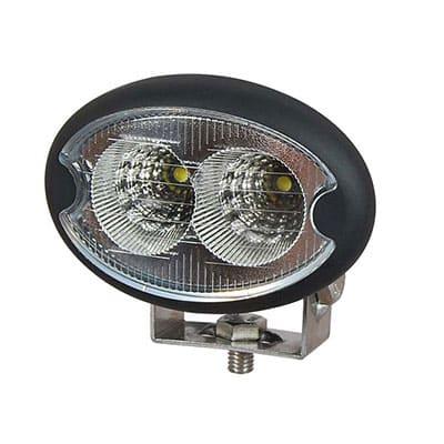 0-420-60 – Work Lamp 2 x LED 12/24 volt  – Qty. 1
