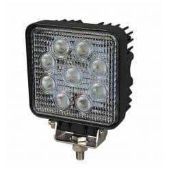0-420-66 – Work Lamp 9 x LED 12/24 volt  – Qty. 1