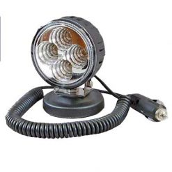 0-420-68 – Work Lamp 4 x LED 12/24 volt Mag Base  – Qty. 1