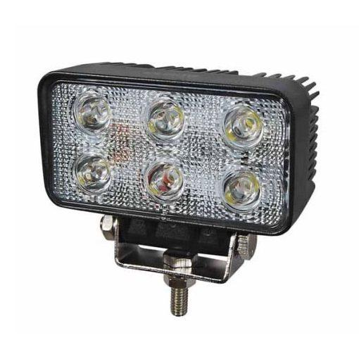 0-420-71 – Work Lamp 6 LED 12/24 volt  – Qty. 1