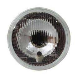 "0-422-75 – Headlamp Unit 5 3/4″"" Raised Flat Lens with Pilot  – Qty. 1"