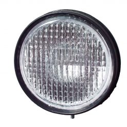 0-425-00 – Work Lamp Large Black Rubber  – Qty. 1