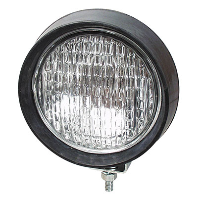0-425-01 – Work Lamp Small Black Rubber  – Qty. 1