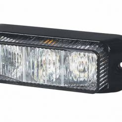 0-442-11 – R65 LED Warning Light 3 Amber 12/24volt  – Qty. 1