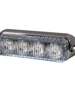 4 LED Horizontal Warning Light