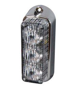 3 LED Vertical Warning Light