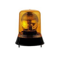 0-444-03 – Beacon Rotating 12/24 volt Amber 3 Bolt Fixing  – Qty. 1
