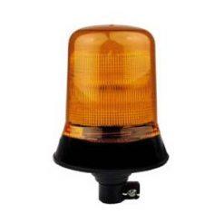 0-446-19 – Beacon Xenon 12/48 volt Amber DIN Spigot Fixing  – Qty. 1