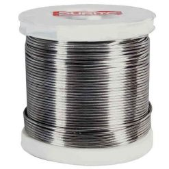 0-455-18 – Solder Resin Cored 18 SWG 40/60 Lead 1/2kg Reel – Qty. 1