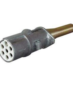 0-477-99 – Socket Trailer 7 Pole Aluminium 24S  – Qty. 1