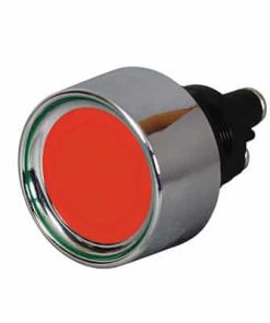 0-485-05 – Switch Illuminated Push Button 12 volt  – Qty. 1