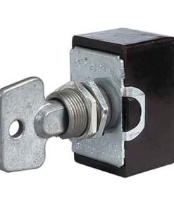 0-495-60 – Switch On/Off Heavy Duty with two keys  – Qty. 1