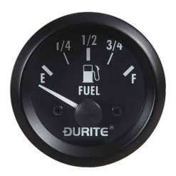 0-523-06 – Fuel Gauge Illuminated with Sender 52mm 12 volt  – Qty. 1