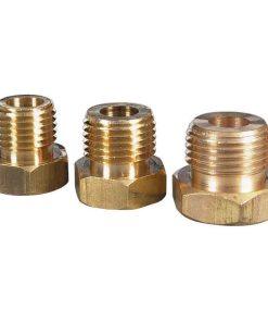 0-523-98 – Sender Unit Adaptor Kit Metric for Electric Gauges  – Qty. 1