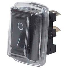 0-530-51 – Switch Rocker On/Off Black with Cover  – Qty. 1