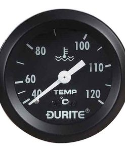 """0-533-23 – Water Temperature Gauge 52mm Mechanical with 12"""" Capillary  – Qty. 1"""