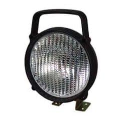0-538-01 – Work Lamp Black Plastic with Polycarbonate lens  – Qty. 1