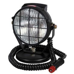 0-538-55 – Work Lamp Black Plastic with Magnetic Base and Cable  – Qty. 1