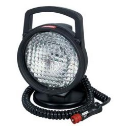 0-538-56 – Work Lamp Black Plastic with Magnetic Base  – Qty. 1