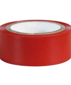 0-557-05 – Tape Adhesive PVC 19mm x 4.5 metre Red – Qty. 12