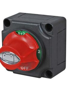 0-605-09 – Battery Switch 300 amp Marine Rotary Off/1/2/Both   – Qty. 1