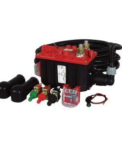 0-605-31 – Battery Switch 250 amp 24 volt ADR2003 Single Negative Pole  – Qty. 1