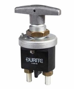"""0-605-60 – Battery Switch 250 amp with Fixed """"T"""" Key  – Qty. 1"""