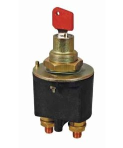 0-605-61 – Battery Switch 250 amp with Removable Key  – Qty. 1