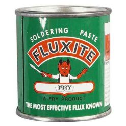 "0-613-00 – Soldering Flux ""Fluxite"" Paste 100gm Tin – Qty. 1"