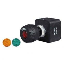 0-656-00 – Switch Rotary On/Off Splashproof 12 volt Illuminated  – Qty. 1