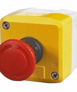 0-657-01 – Control Box Emergency Stop Button  – Qty. 1