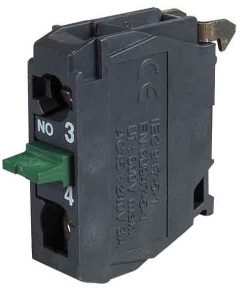 0-657-20 – Switch Block Normally Open  – Qty. 1