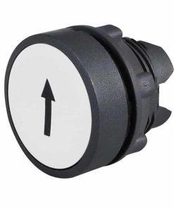 0-657-31 – Push Button White  – Qty. 1