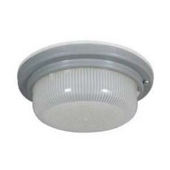 0-667-50 – Roof Lamp Grey Plastic  – Qty. 1