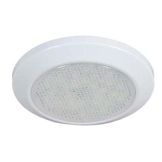half off 248f0 a365f 0-668-05 - Roof Lamp LED White with Night Light 12/24volt