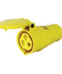 0-698-19 – Socket Trailing 16 amp 110 Volts  – Qty. 1
