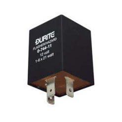 0-744-11 – Flasher/Hazard Unit 1-6 x 21 watt 12 volt  – Qty. 1